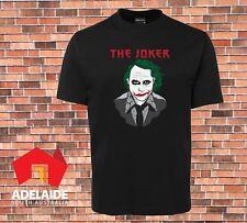 JB's T-shirt DTG Printed The Joker Cool Batman Dark knight Sizes up to 7XL
