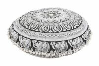 Round Mandala Meditation Floor Pillow Case Indian Tapestry Cushion With Insert