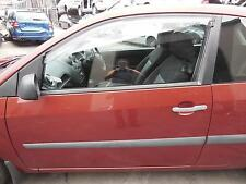 FORD FIESTA LEFT FRONT DOOR SHELL WP/WQ, 3DR, 03/04-12/08