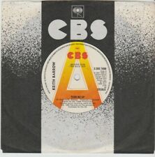 "Keith Barrow ""Turn Me Up/Joyful Music"" CBS PROMO 1978 Mint"
