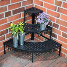 Eck-Blumentreppe Pflanzentreppe Blumenregal Blumenregal Blumenbank Pflanzenbank