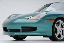 Porsche 996 aero 2 Carrera 1999-2001 polyurethane spoiler lip custom ruf ta