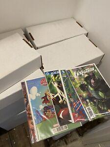10 Mystery Random Mixed Comics Books Bundle Collection Job Lot Marvel/DC/Etc