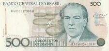 Banco Central do Brasil 500 Cruzados Villa Lobos bankfrisch
