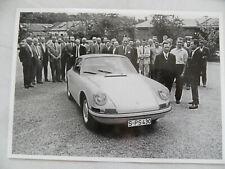 PORSCHE Museum Postkarte Porsche 911 2,0 Coupe  Ferry Porsche SR419