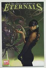 Eternals #2 2006 Neil Gaiman John Romita Jr Marvel Dm