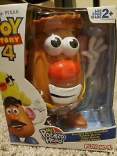 Disney Pixar Toy Story 4 Mr. Potato Head Woody's Tater Roundup