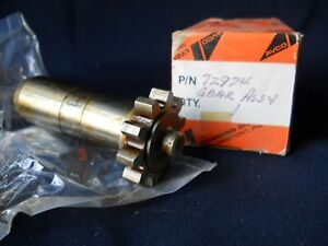 One (1) NEW Lycoming 72974 Vacuum Pump Gear