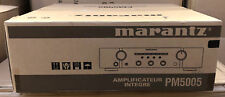 Marantz PM5005 Home Cinema Stereo Integrated Amplifier DAC Black Brand New