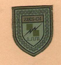 CROATIA HRVATSKA ARMY MILLITARY PATCH - ZIKS - C4   (L3 - 1  )