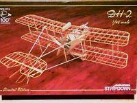 Eduard LTD Edition 1:48 Airco DH-2 Stripdown Aircraft Model Kit