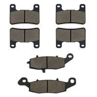 Front Rear Brake Pads for VZR1800 (K/L/NK/ZK/ZL/BL) Boulevard M109 R/R2/RZ 06-18
