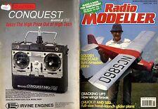 RADIO MODELLER MAGAZINE 1990 MAR KEITH HUMBERS MILLI KEMA SERIES 2 FREE PLANS