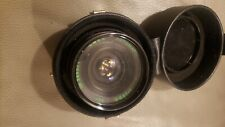 Owen Automatic MC 1:2.8 f=28mm manual focus canon mount lens Japan  made