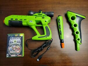 Silent Scope Light Rifle and Game (Original Xbox) Tested - Authentic