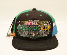 High Times 2015 Denver Cannabis Cup Limited Edition Custom Embroidered Hat New