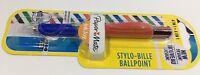 Papermate 4 in 1 stylo ballpoint pen 1.0 mm  fine point nib comfort grip pen.