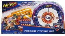 NEW Nerf N-Strike Elite Precision Target Set Kids Soft Dart Gun Fun Gift Play