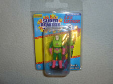 NEW SUPER POWERS LEX LUTHOR MINI ACTION FIGURE DC WALGREENS NOC GENTLE GIANT TOY