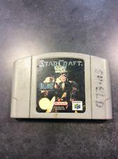 *AUS SELLER* nintendo 64 STAR CRAFT 64 Starcraft n64 (1)