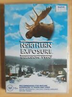 Northern Exposure : Season 2 [ 2 DVD Set ] Region 4, BRAND NEW & SEALED