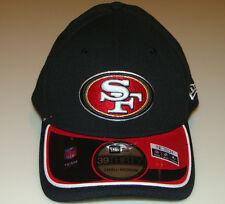 New Era Hat Cap NFL Football San Francisco 49ers Reverse 39THIRTY M/L Flex Fit