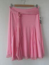 Voir sz 10 Pink Silk Trim Skirt