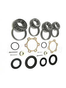 Land Rover Series RTC3534 Front Rear Wheel Bearing Kit x2 2 2A 3 109 New