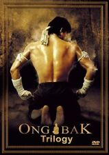 ONG BAK Complete DVD Trilogy Collection Episodes Movie 1, 2, 3  English Dubbed
