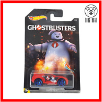 Ghostbusters Drift Tech Diecast Collection 1/8 Boxed by Hot Wheels Mattel 2016