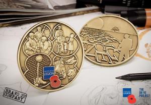 The Royal British Legion Armistice Commemorative ltd Edition 995
