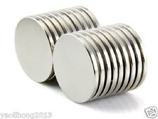 10pcs Super Strong Disc Cylinder Round Magnets 25x3 Mm Rare Earth Neodymium N52