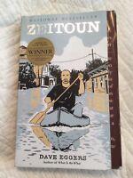 Zeitoun Dave Eggers 2010 Paperback American Book Award Winner Dayton Literary Pz