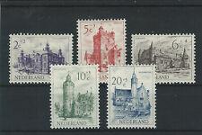 Niederlande NVPH 568 / 572 Ungestempelt