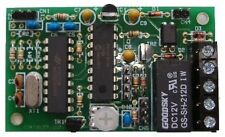 DTMF decoder kit with relay output, opto coupled input