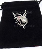 Arwen Evenstar Butterfly RING LOTR Lord Of The Rings HOBBIT Silver Aragorn Elf