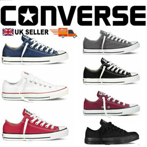 Converse Men's Women's Trainers Low Tops Chuck Taylor All Star Casual Shoes A+++