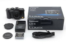 Panasonic LUMIX  DMC-LX5  10.1MP  Digital Camera Black Japanese Language Version