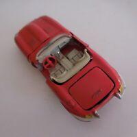 Jaguar type E KIRK DENMARK automobile voiture miniature métal design XXe N4237