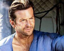 Bradley Cooper Glossy 8x10 Photo