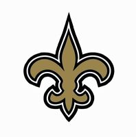 New Orleans Saints NFL Football Color Logo Sports Decal Sticker-Free Shipping