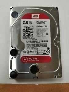 Disco Duro HDD 2TB WD NAS Usado