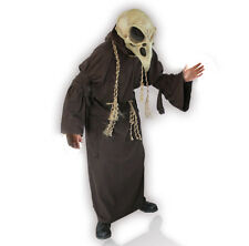 Giant Death Crow Skull Complete Ghoulish Productons Adult Halloween Costume