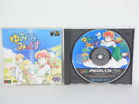 YUMIMI MIX Yumimimix Mega CD Sega Japan Game mcd