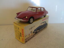 FRENCH DINKY TOYS 530 CITROEN DS 19 MIB 9 EN BOITE VERY NICE L@@K