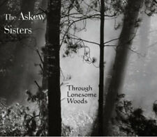 The Askew Sisters : Through Lonesome Woods CD (2010) ***NEW***