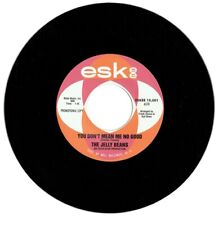 Jelly Beans You Don't Mean Me No Good / I'm Hip To You Northern Soul Reissue