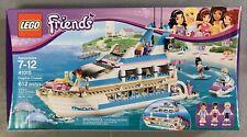 LEGO 41015 Friends Dolphin Cruiser, Brand New & Sealed