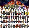 LOT Minifigures Avengers Thor Gamora bloc de construction compatible Lego