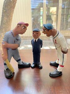 Ll rittgers 1941 baseball trio statues